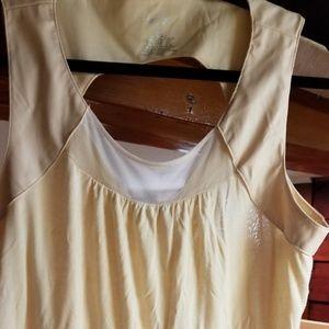 Jennifer Lopez sleeveless top (XL)